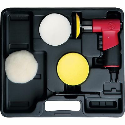 Chicago Pneumatic CP7201P 3-1/2-Inch Adjustable Speed Mini Disc Polisher Kit