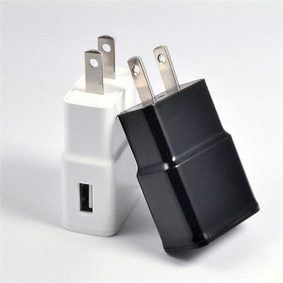 2A High Speed Wall Charger Adapter USB for Samsung 5S Cell phone Android US plug