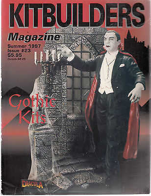 Kitbuilders Magazin Issue 23 / Gothic Kits