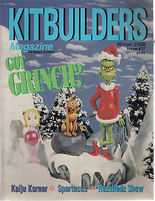 Kitbuilders Magazin Issue 37 / Got Grinch