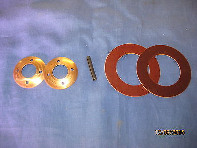 Mg  Mgb Roadster Or Gt Tube Axle Anti Clonk Kit Inc  Diff Gasket 1966 On   F2End