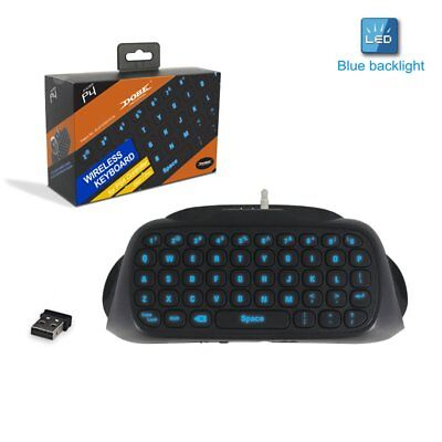 Wireless Controller Keyboard Game Chat Pad Chatpad Keypad For PS4 Playstation 4