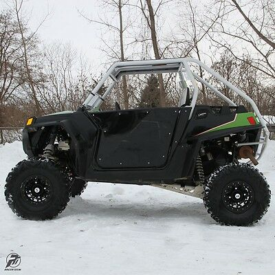 New Polaris Rzr 900 Xp 2 In. Lift Kit Heavy Duty Black Powder Coat Racertech