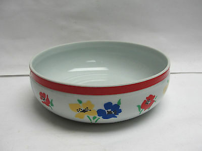 "BLOCK HEARTHSTONE CHINA - ANEMONE Pattern - 5"" FRUIT / DESSERT BOWL"