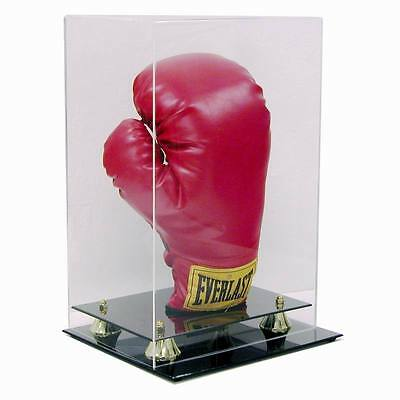 Saf-T-Gard BOXING GLOVES VERTICAL ACRYLIC DISPLAY CASE AD60