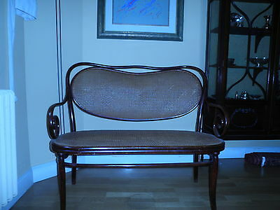 Divanetto Thonet Originale