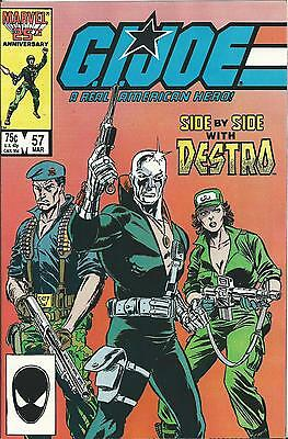 G.i.joe: A Real American Hero #57  (Marvel) (1987)