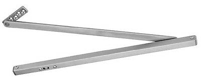 ABH 4424 Surface Mounted Overhead Stop Stainless Steel