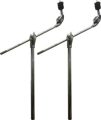 2 X DP Percussion DP-CB3670H Professional Cymbal Boom Arms