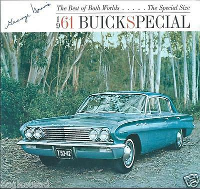 Auto Brochure - Buick - Special - Deluxe - 1961 (AB742)