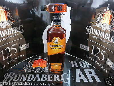 Bundaberg Rum Blenders 2015 Ltd Edition 50ml & 700ml up 125th Anniversary