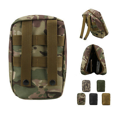 Tactical Military MOLLE PALS Large Utility Magazine Pouch Modular Accessory Bag