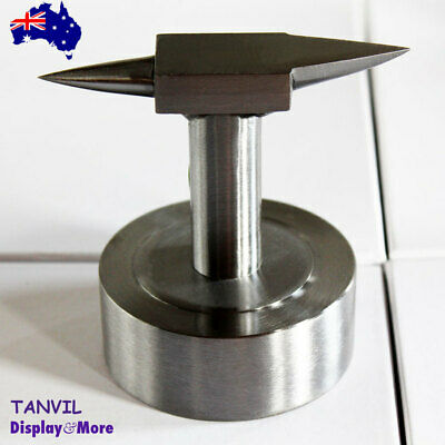 NEW Solid Steel Double Horn Anvil-Jewellery Making Repair Tool | AUSSIE Seller