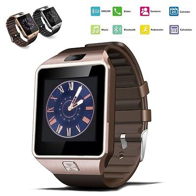 DZ09 Intelligente Orologio Bluetooth Smart Watch Per Android IOS Smartwatch