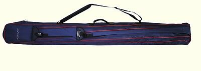 Shakespeare Agility 6 Tube Fishing Rod Bag Holdall 1294034