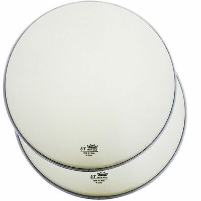"2 X Remo 14"" Coated Ambassador UT Snare Drum Heads"