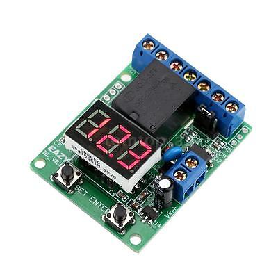 12V Voltage Detection Charging Discharge Relay Switch Control Board Module Z7O3