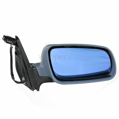 Exterior Electric Wing Driver Right Side Door Mirror For 97-05 VW Bora Golf Mk4