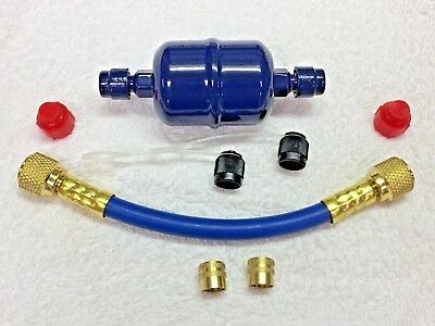 Recycle Refrigerant Recovery Unit PRE-FILTER & HOSE KIT Part# 121615629