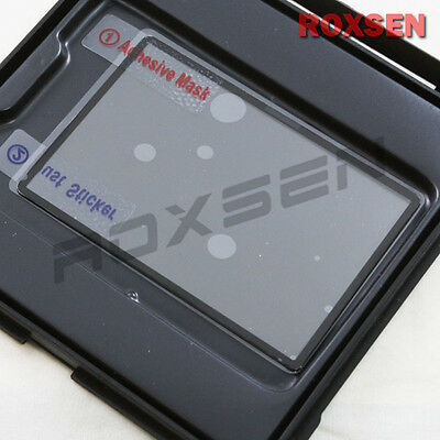 GGS IV 0.5mm Japanese Optical Glass LCD Screen Protector for Canon EOS 70D 80D