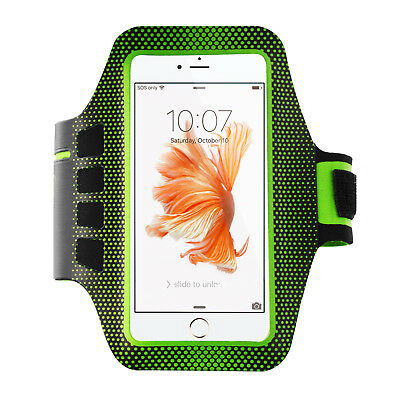 Sports Gym Armband Running Jogging Exercise for Samsung Galaxy S6 S5 S4 Note 4 3