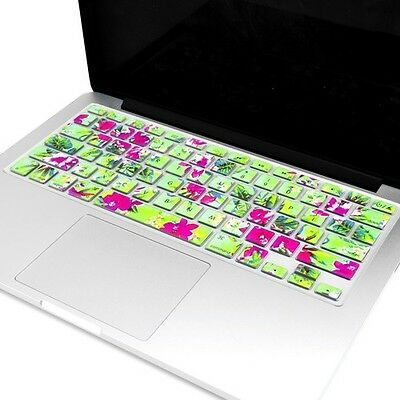 "Begonia flowers keyboard Skin Cover for Macbook Pro 13"" 15"" 17""/New Air 13"""