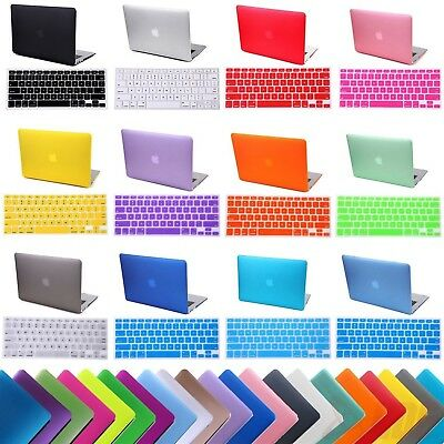 MacBook Pro 13 Inch Hard Case and Keyboard Cover for Apple Model: A1425/A1502