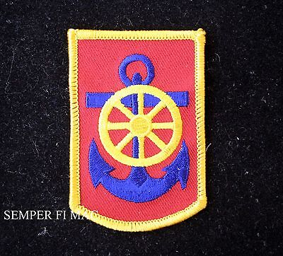 Us Army Authentic 125Th Transportation Brigade Patch