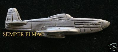 P-51 Mustang Pewter Hat Pin Made In Us Army Air Corps Air Force World War 2 Wing