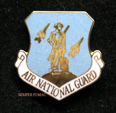 Air National Guard Minuteman Air Guard Hat Lapel Pin Us Air Force Wing Gift Wow