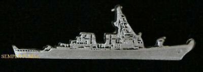 Uss Ross Ddg-71 Us Navy Hat Pin Destroyer