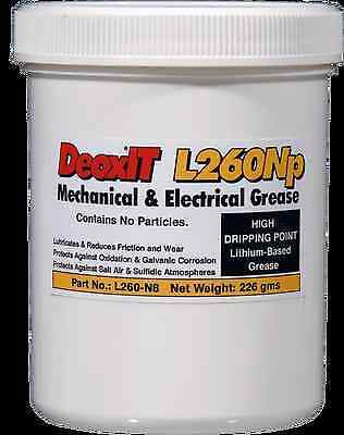 DeoxIT® L260NP Grease, 226g Jar, Caig - Free Shipping