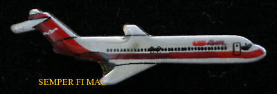 Authentic Us Air Dc-9 Pin Pin Airliner Broach