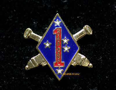 1St Battalion 11Th Us Marines 1/11 Lapel Hat Pin Up Artillery Arti Veteran Gift