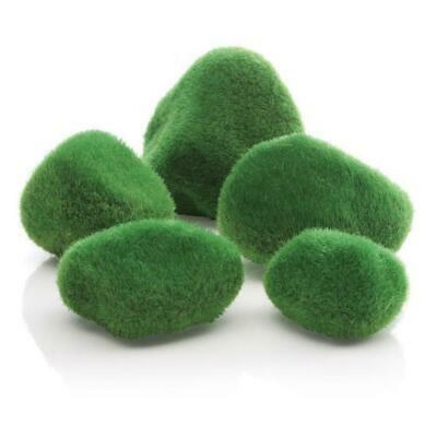 Reef One Biorb Moss Pebble Pack Green Feng Shui Decoration Aquarium Fish Tank