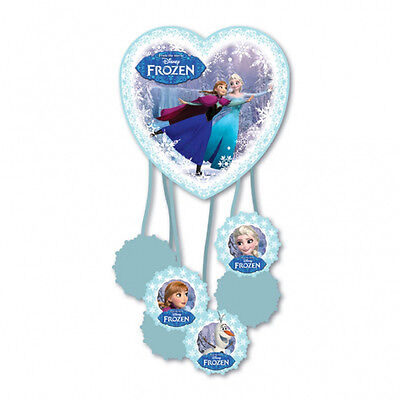 Disney FROZEN Party Pinata featuring Anna & Elsa Skating Frozen Party Supplies