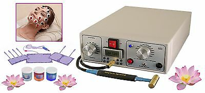 Microcurrent Patch Electrode & Wand Machine Facelift Eyelift Anti Aging Wrinkle.