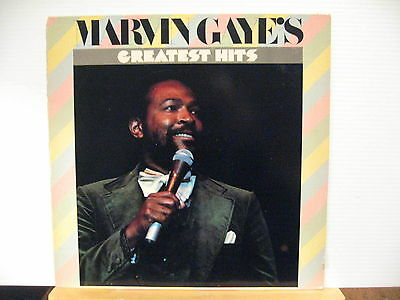 Marvin Gaye - His Greatest Hitsee UK Post