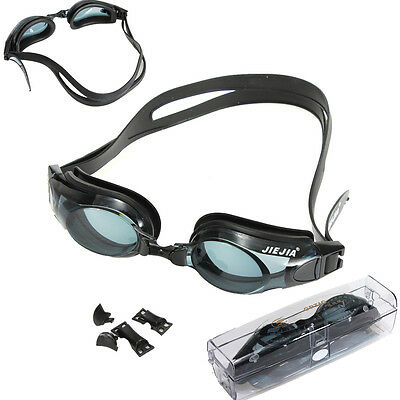 Swimming Professional Optical Myopia Nearsighted Goggle Glasses -2.00 TO -6.00