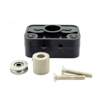 Extruder wire feed box Screw Bearing Pulley kits for 3D Printer MKBOT