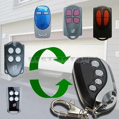 4 Channels Transmitter Garage Door Remote Control Fob Rolling Code For 433.92Mhz