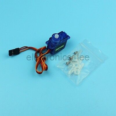 10pcs SG90 9gMini Micro Servo For RC Robot Helicopter Airplane Car Boat