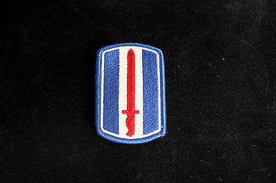 193Rd Infantry Brigade Hat Patch Us Army Veteran Gift Pin Up Fort Jackson Vet