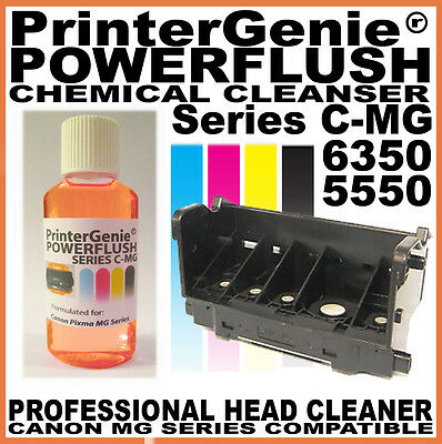 Canon MG5550 MG6350 Printer Head Cleaner - Nozzle Clean Printhead Unblock