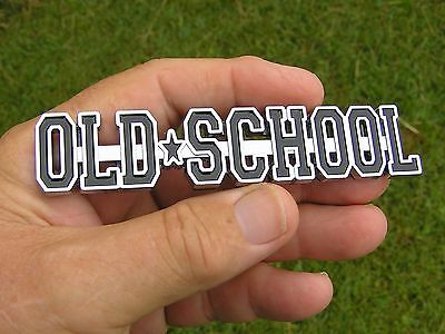 ~ OLD SCHOOL Car Emblem *BRAND NEW* Suit Chevrolet Camaro Impala Bel Air etc