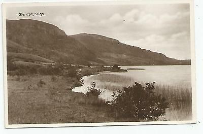 irish postcard ireland sligo glencar