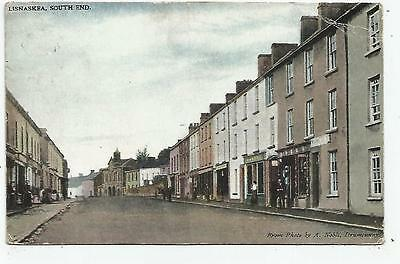 northern ireland postcard ulster irish lisnaskea south end fermanagh