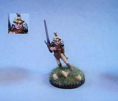 Ral Partha Painted miniature male Ranger