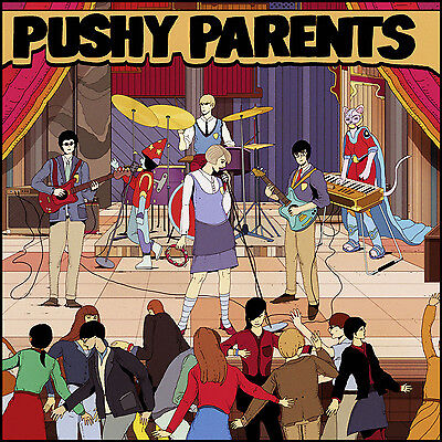 "7""ep Pushy Parents Secret  Vinyl +Mp3 Elefant"
