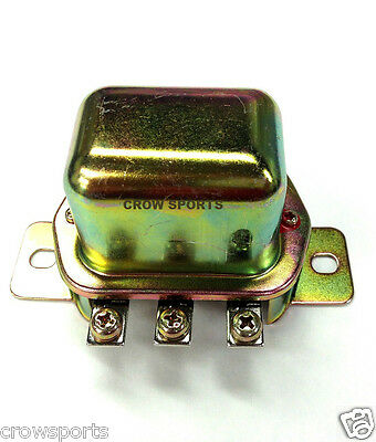 Club Car Golf Cart Voltage Regulator 12 Volt Gas Engine 84-91 Ds